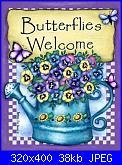 Ciao a tutte, sono Stefania .....-fiori-e-farfalle-innaffiatoio-jpg