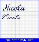 nome Nicola in corsivo-nicola-jpg