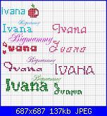 """Schema nome  """"IVANA"""" per ricamo su grembiule da cucina-ivana-jpg"""