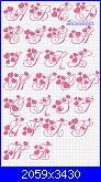 Alfabeto con i cuoricini-alfabeto-cuori-png