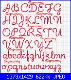 """Alfabeto font """"NoodleScript"""" e """"Wrexham Script""""-alfabeto-noodlescript-24-punti-jpg"""
