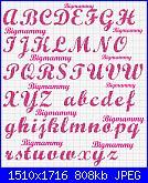 """Alfabeto font """"NoodleScript"""" e """"Wrexham Script""""-alfabeto-wrexham-script-24-punti-jpg"""