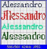 Alessandro su un bavaglino-alessandro_1-jpg