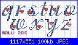 lettere eleganti-alfa-adorable-con-cuori-3-jpg