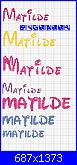 Nome * Matilde*-matilde-png