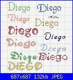 Nome * Diego* per bavaglie d'asilo-diego-jpg