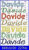 Schema nome Davide/Francesco-davide-87-x-20-jpg