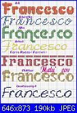 Schema nome Davide/Francesco-francesco-87-x-20-jpg