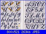 Cerco consiglio per  portaconfetti con iniziale!-lettere01-jpg