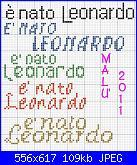 Nome Leonardo-%E8-nato-leonardo-jpg