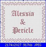 scritta x giovani sposi: Alessia & Pericle-alessia-e-pericle-jpg