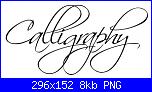 scritta x giovani sposi: Alessia & Pericle-font4-png