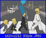 Schema Simpson per quadro-z-jpg