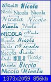 schema punto croce Nicola-nicola-jpg