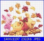 Schema Baby Pooh per copertina da culla-baby-pooh-jpg