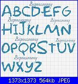 richiesta alfabeti-alfabeto-simpson-maiuscolo-jpg