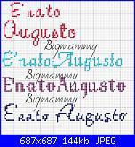 """Richiesta scritta """"E' nato Augusto""""-%E8nato-augusto-jpg"""