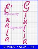 E' nata giulia in verticale-%E8-nata-giulia-verticale1-jpg