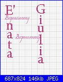 E' nata giulia in verticale-%E8-nata-giulia-verticale3-jpg