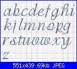 Alfabeto Adorable Maiuscolo e minuscolo-alfa-adorable-minuscolo-jpg