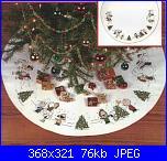 Schema da completare Peanuts-navidad-punto-de-cruz-43-jpg