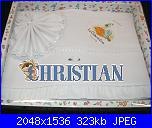 Christian con Fizzy Moon-christian-fm-lenzuolo-jpg