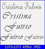 schema  * Fulvio e Cristina*-nomi-jpg