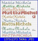 Nomi *MATTIA e MICHELA*-mem-jpg