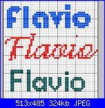 Schema nome Flavio-flavio_2-jpg