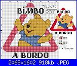 """nome Cristian per schema """"Bimbo a Bordo"""" con Winnie-bimbo-bordo-winnie-1-jpg"""