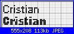 """nome Cristian per schema """"Bimbo a Bordo"""" con Winnie-cristian_1-jpg"""