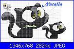 Rapunzel 100x100 punti (Natalia)-gatto-nero-black-cat-jpg