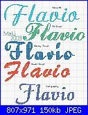 X chi cercava nome* Flavio!!*-flavio-jpg
