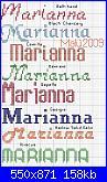 Richiesta  nome * Marianna* per bavetta .....-marianna-jpg