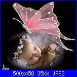 schema da immagine-bimba-con-farfalla-jpg