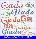 Richiesta nome *Giada* in diversi font massimo 30 quadretti.....-giada-jpg
