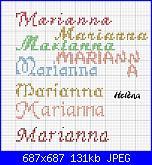 Richiesta  nome * Marianna* per bavetta .....-mari-jpg