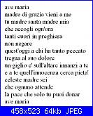 Schema scritta dell' *Ave Maria*-immagine-jpg