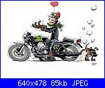 bimbo con il ciuccio su una moto (per Natalia)-p-jbt002-jpg