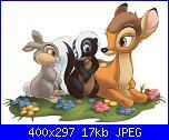 Schema Tamburino e Cip e Ciop-bambi_19378-jpg