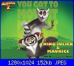 re julien, mortino,maurice e marlene!-pmwallpaper-di-madagascar-con-i-lemuri-re-julien-e-maurice-96925-jpg