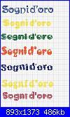 Scritta * Sogni d' oro* per lenzuolino con font flubber e altri font-sogni-d%5Coro-jpg