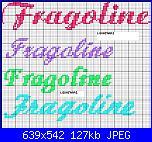Scritta * Fragoline*-fragoline-jpg