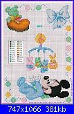 ingrandire: topolino baby con la giostrina-topol-giostra-jpg