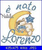 "Ingrandire ""Fizzy Moon baby sulla luna"" + nome Lorenzo (x Natalia)-lorenzo-fm-baby-luna82x89-jpg"