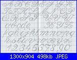 creare striscia con cognome-alfabeto-jpg