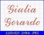 Richiesta schema 2 nomi stesso font-giulia-gerardo-jpg