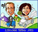 Schema caricatura sposi-caricatura-sposi-jpg