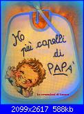 "Per Natalia: frase ""Ho più capelli di papà"" + baby-009-jpg"