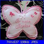 Richiesta Nome Sophie per bavaglino-coccarda-fiocco-nascita-farfalla-per-sophia-jpg